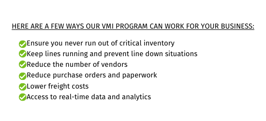 Copy of VMI List