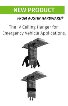 Ceiling IV Hanger Images