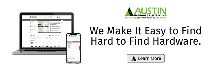 We Make It Easy to Find Hard to Find Hardware. (1)