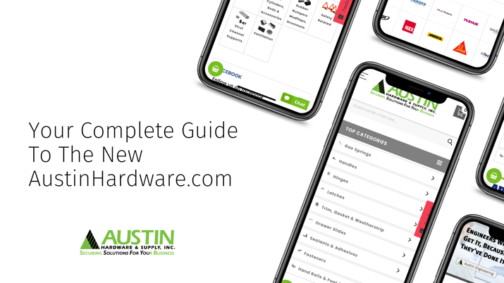 Your Complete Guide to the New Austin Hardware - Final Edit - 3