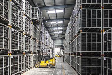 The Future of Warehouse Logistics